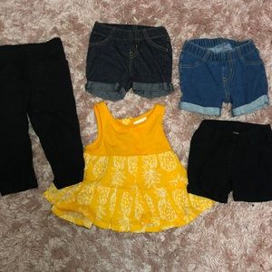 Clothing Bundle size 12 months
